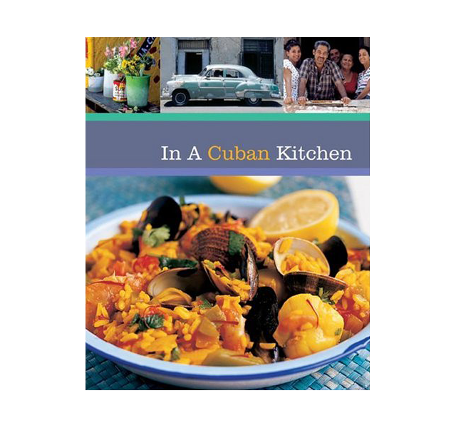 image of in a cuban kitchen cookbook