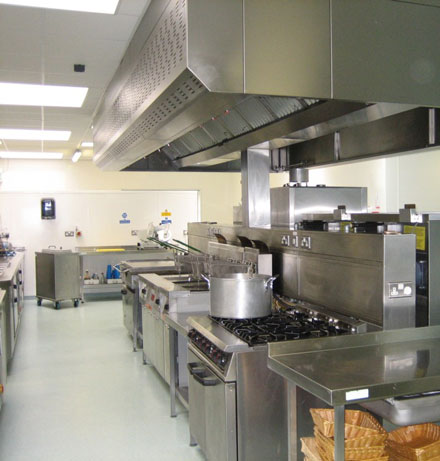 Restaurant Kitchen Management kitchen management